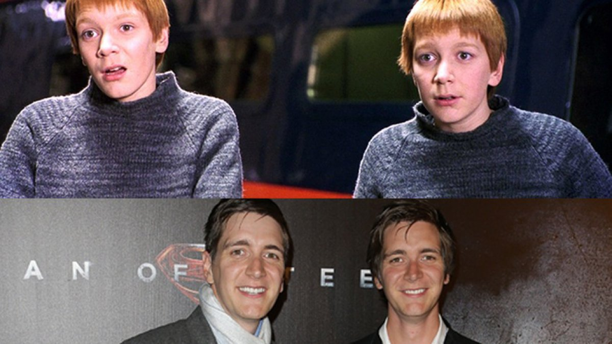 Oliver y James Phelps