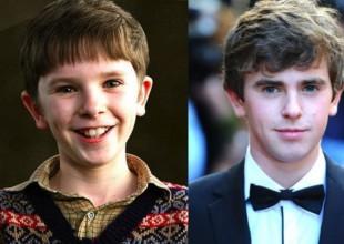 """¡Crecieron! Así están hoy los niños de """"Charlie y la fábrica de Chocolate"""""""