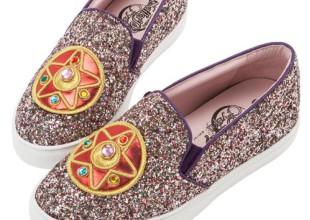 Lanzaron una colección de carteras y zapatos inspirados en Sailor Moon