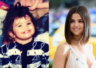 Las fotos más tiernas de los famosos cuando eran bebés